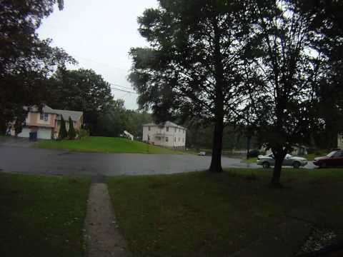 HURRICANE IRENE WATERBURY CT