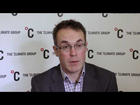 Damian Ryan, Acting CEO, The Climate Group