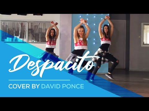 Free Download Despacito - Luis Fonsi Ft Daddy Yankee - David Ponce Cover - Easy Fitness Dance Video - Choreography Mp3 dan Mp4