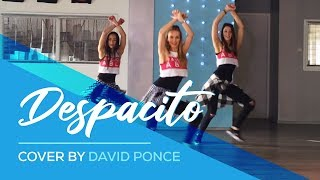 Video DESPACITO - Luis Fonsi ft Daddy Yankee - Cover by David Ponce - Easy Fitness Dance - Baile download MP3, 3GP, MP4, WEBM, AVI, FLV Maret 2018