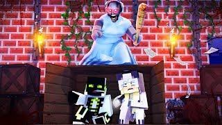 MIETE BEI BÖSER OMA VERGESSEN! - Minecraft [Deutsch/HD] thumbnail