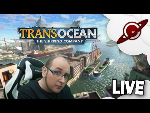 TransOcean : The Shipping Company | Live - Contrat d'entreprise (1/3)