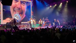 Hootie & The Blowfish BareNaked Ladies and Jocelyn Cover I get by with a little help from my friends