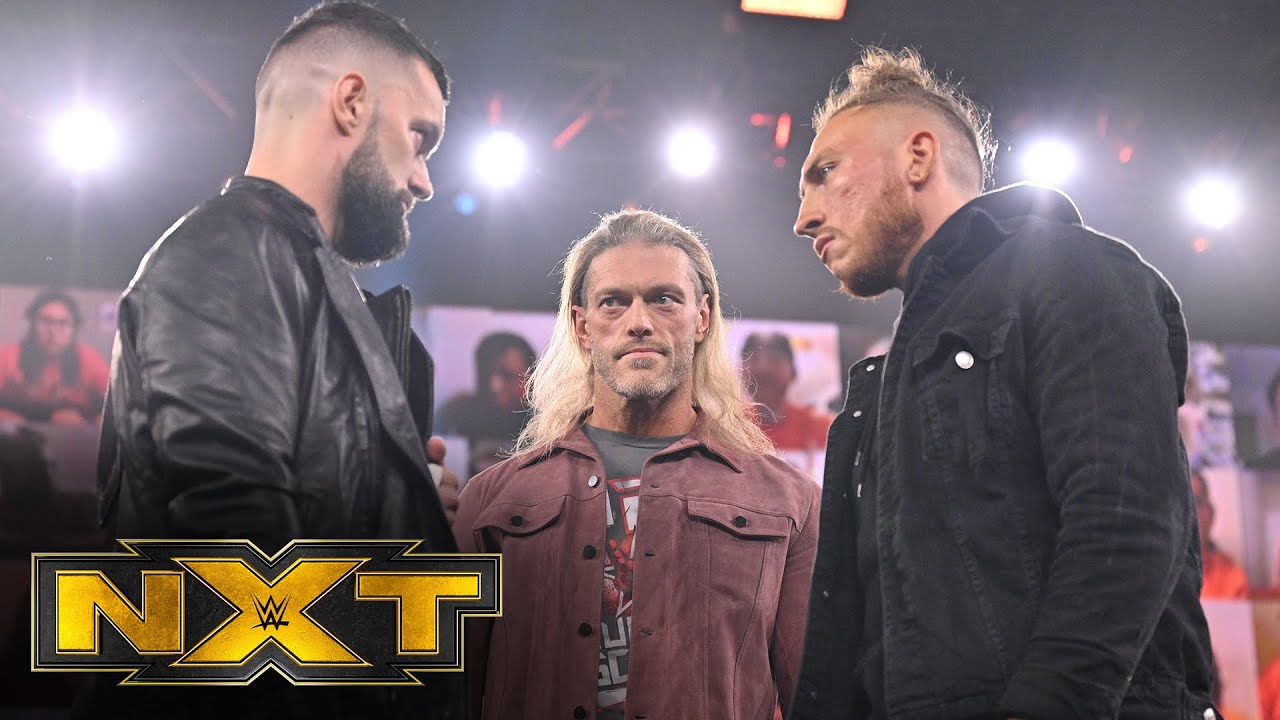 Edge puts Finn Bálor and Pete Dunne on notice: WWE NXT, Feb. 3, 2021