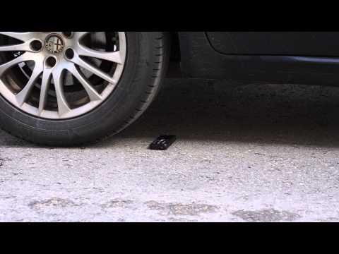 CAT B30 drop, car run and aqua test