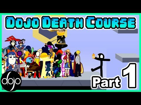 Dojo Death Course (Part 1) - Obstacle Course Collab