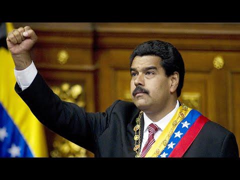 Venezuelan President's Survival in Question