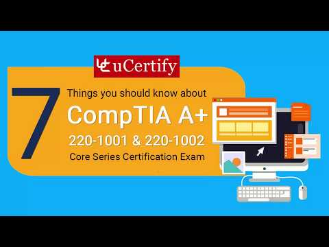 CompTIA A+ Core Series Certification Exam