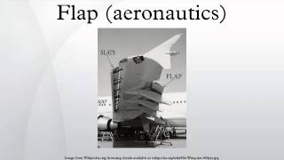 Flap (aeronautics)