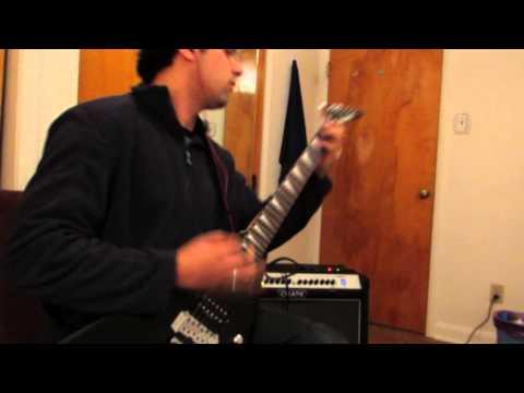 Chemical Warfare Guitar Cover