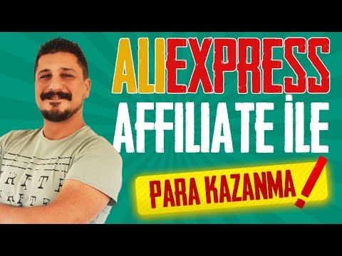 AliExpress İLE İNTERNETTEN PARA KAZANMA 2020