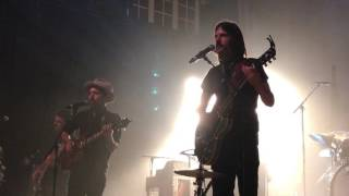 Avett Brothers tribute to Chris Cornell- Black Hole Sun