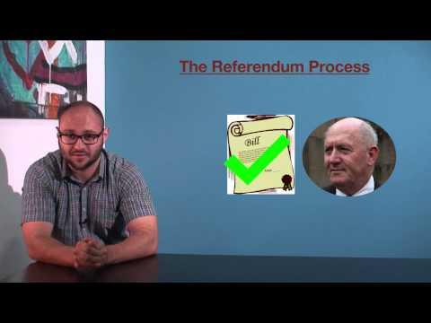VCE Legal Studies - Referendum Process
