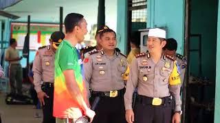 Kapolres Banjar AKBP Takdir Mattanete Silaturahim ke Dandim 1006 Martapura Letkol Inf M Ghofar