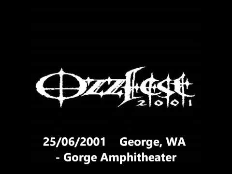 Slipknot 25/06/2001 George, WA - Gorge Amphitheater