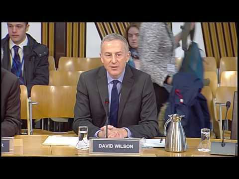 Finance and Constitution Committee - Scottish Parliament: 1st February 2017