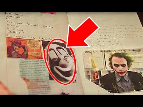 Lo que Escondía el Perturbador DIARIO de HEATH LEDGER | El Joker
