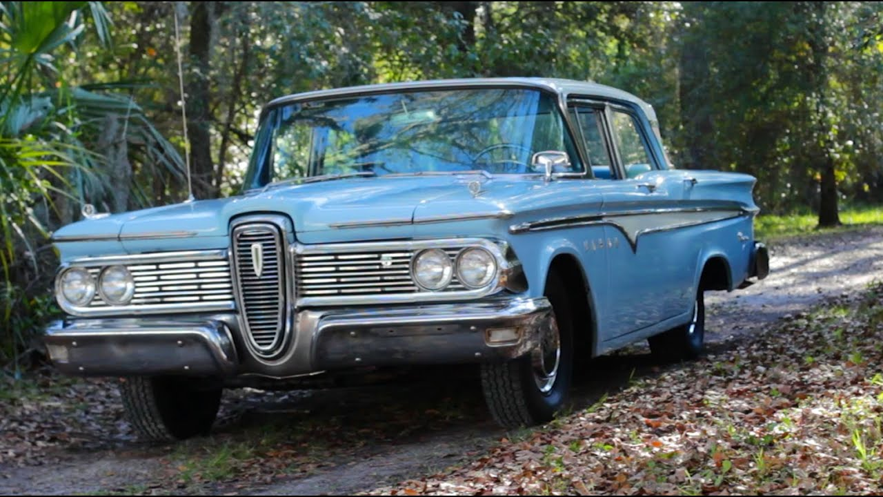 1959 Edsel Ranger Review The Biggest Failure In Automotive History