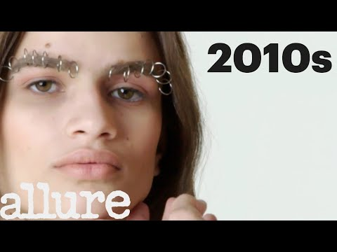 Thumbnail: 100 Years of Brows | Allure