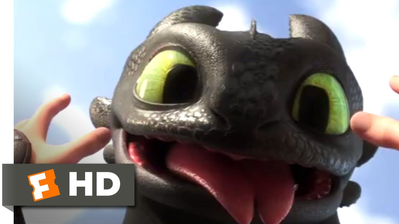 Download How to Train Your Dragon 3 - Toothless Comes Back | Fandango Family