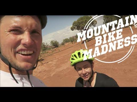 Mountain Bike Madness   Shawn Johnson