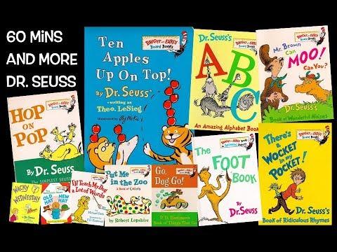 Dr Seuss Books 60 Minuteore Compilation