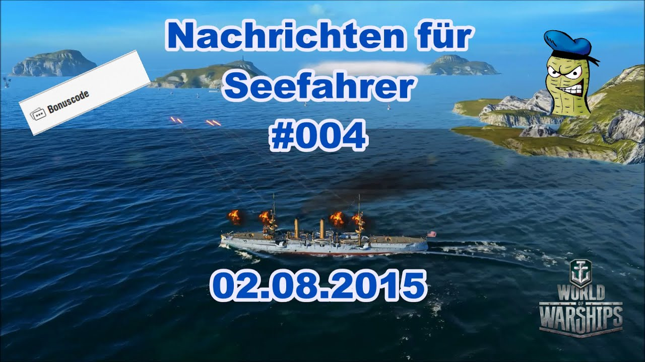 Nachrichten Für Seefahrer
