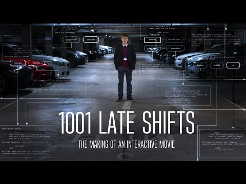 1001 Late Shifts – The making of an interactive movie
