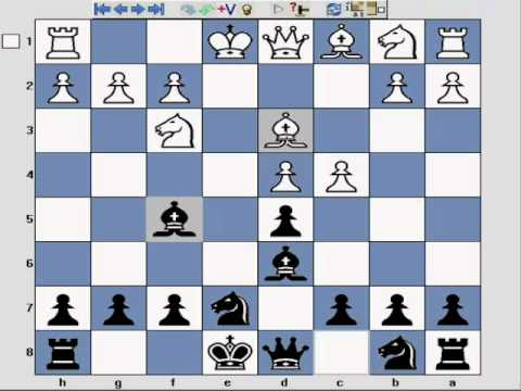Chess concept : part 1 of French Defence, Exchange Variation - creating imbalances, strategic goals