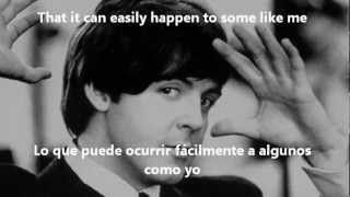 Download Paul Mccartney - Twice In a Lifetime (Subtitulada Inlgés/Español) MP3 song and Music Video