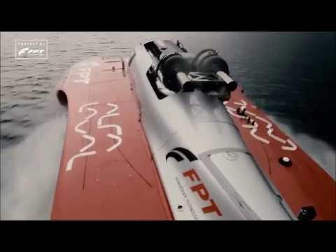 A 277 km/h sul lago di Lecco: è record
