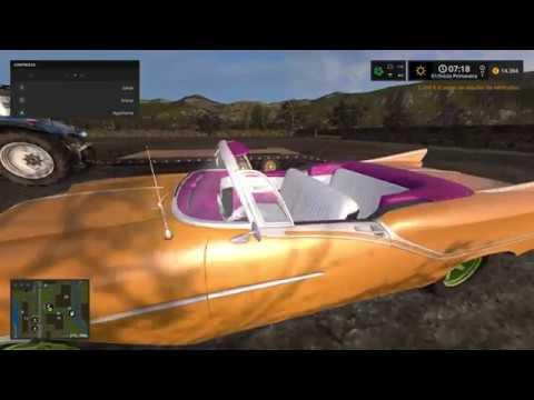 Farming Simulator 17 || New Map Sunshine V F + Pepitas Gold || PS4 Español