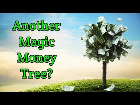 Magic Money Tree to the Moon?