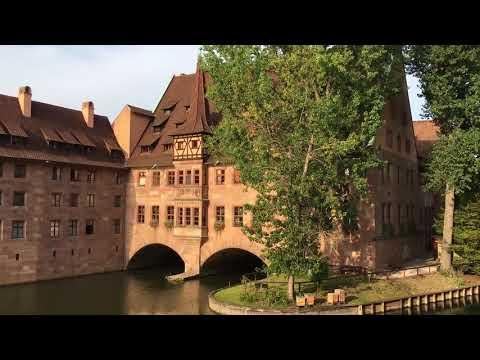 Short visit to Nürnberg, 30 Aug 2017