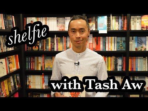 Shelfie with Tash Aw
