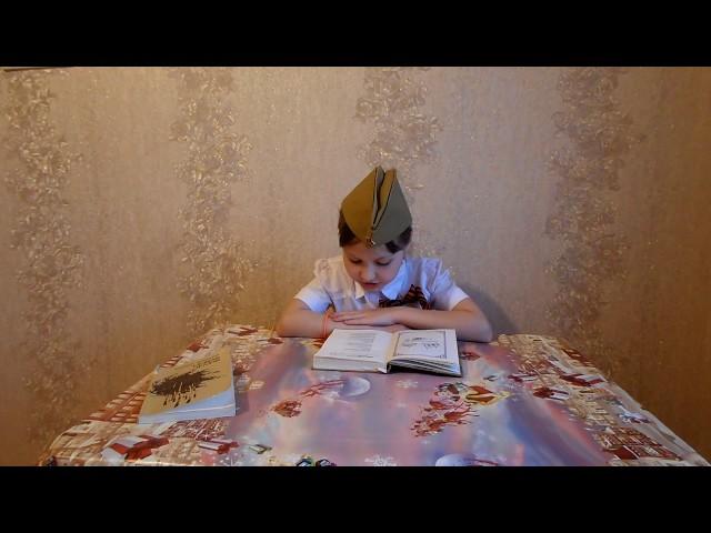 Изображение предпросмотра прочтения – ЛейсанМахмутова читает произведение «Братья» А.Т.Твардовского