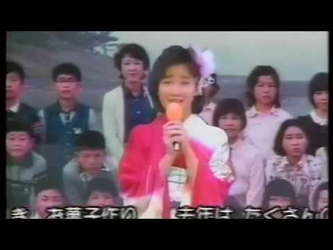 岡田有希子  二人だけのセレモニー ヤンヤン歌うスタジオ  Yukiko Okada