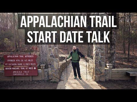 Appalachian Trail Start Date Talk | Would I Have Changed Mine?