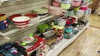 Kitchen Shopping at Marshalls Homegoods