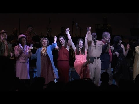 Opening Night: Sutton Foster Is Back on Broadway in the Musical Violet