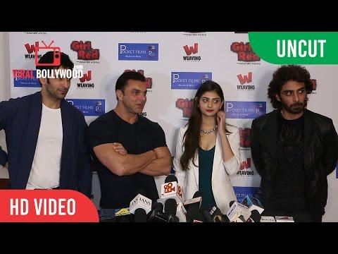 UNCUT - Premiere Of Short Film Girl In Red | Sohail Khan, Nandish Singh, Rohit Khurana, Nazia