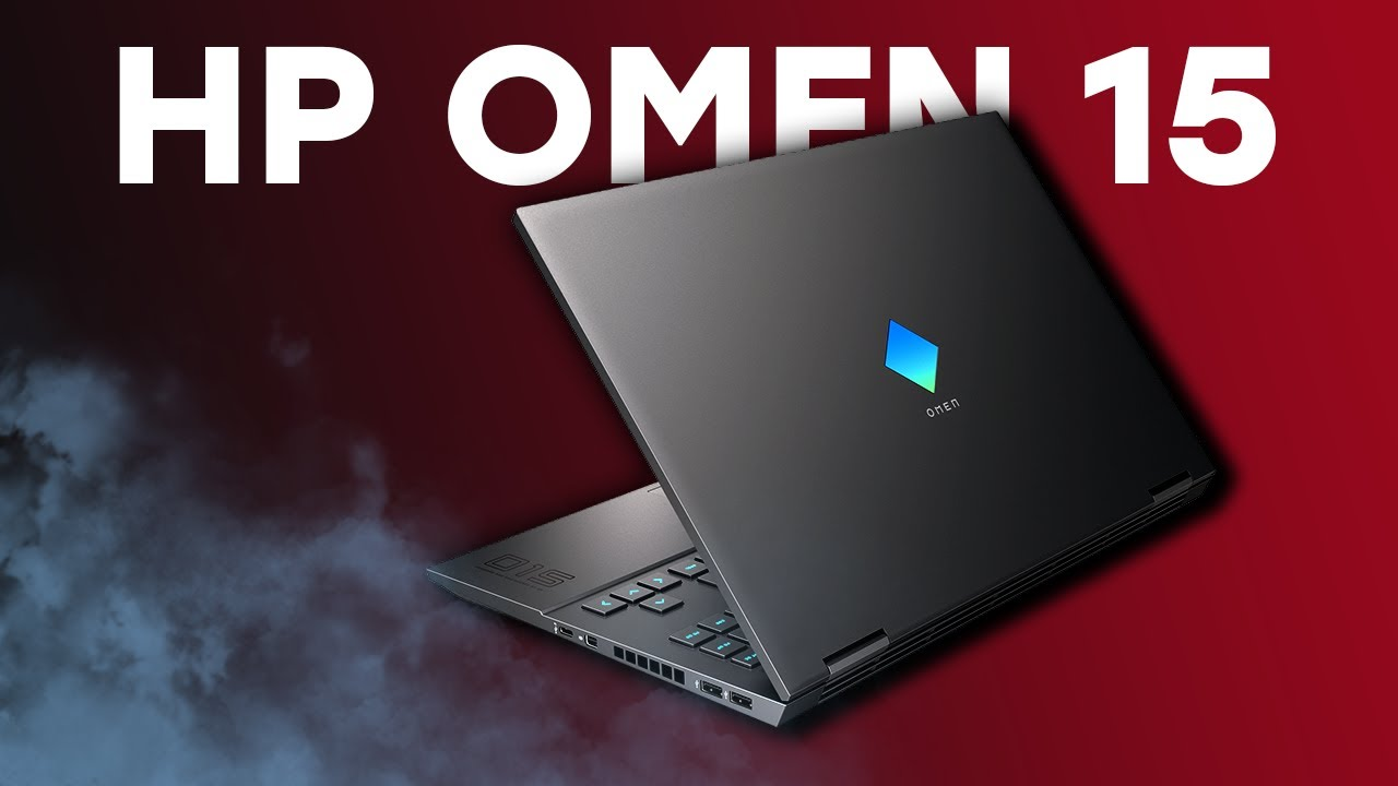 Бескомпромиссный гейминг от HP! GeForce RTX 3070 и Intel Core i7 10750H в новом Omen 15 (2021)!
