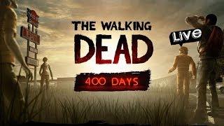 THE WALKING DEAD - 400 ДНЕЙ (2K) #6