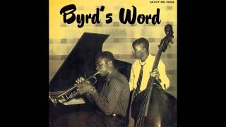 Donald Byrd - Gotcha Goin