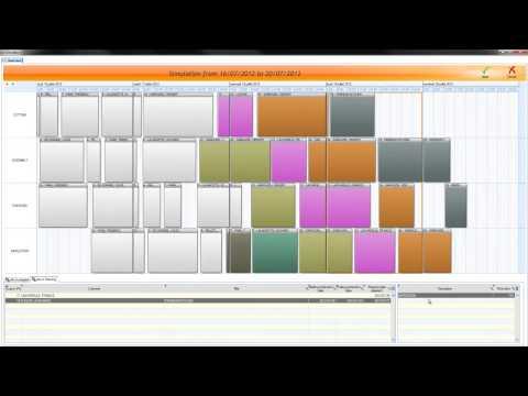 Cienapps Project - Logiciel de planification par ressource - Logiciel d'ébénisterie