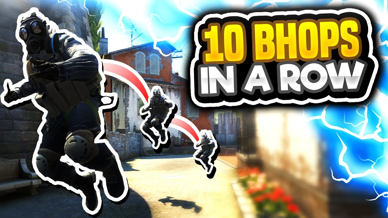 how to bhop cs go competitive