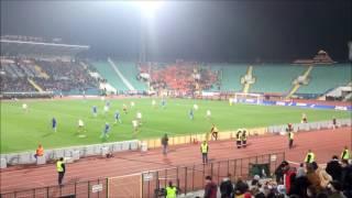 България-Холандия 2:0-25.03.2017г Началото на второто полувреме