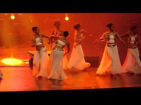 Channa Upuli Dancers at Prashasthi 2012