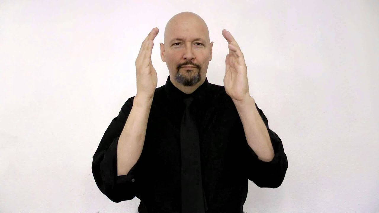 YOU NEED PAY-ATTENTION ASL TEACHER, WHY? - YouTube