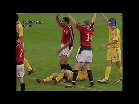 Norvegia - Romania, 11.06.2003